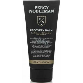Percy Nobleman Recovery Balm regenerační balzám po holení pro muže 100 ml