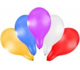 Rappa Balónek nafukovací 30 cm 5 kusů