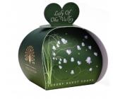 English Soap Konvalinka z údolí přírodní parfémované mýdlo s bambuckým máslem 3 x 20 g