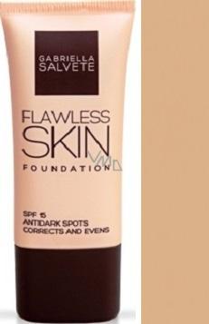 Gabriella Salvete Flawless Skin Foundation make-up 03 Nutty 30 ml