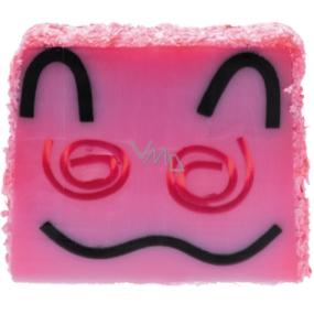 Bomb Cosmetics Coco Kitty - Kokosové koťátko Přírodní glycerínové mýdlo 100 g