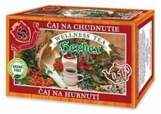 Herbex Na hubnutí čaj 20 x 3 g