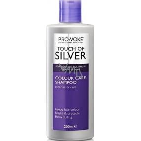 Pro:Voke Touch of Silver šampon na osvěžení a udržení barvy 200 ml