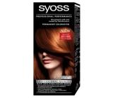 Syoss Professional barva na vlasy 6-77 Ryzí měděný