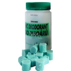 Důbrava Lesní vůně Deodorant Wc přípravek k čištění a dezodoraci pisoárů 750 g, 40 tablet
