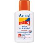 Astrid F6 Mléko na opalování 200 ml vysoce voděodolné