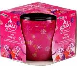 Glade Sweet Candy Joy vonná svíčka ve skle doba hoření až 30 hodin 120 g