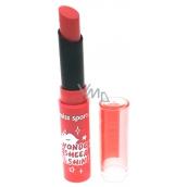 Miss Sporty Wonder Sheer & Shine Lipstick rtěnka 300 Almost Coral 1 g