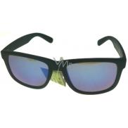 Nac New Age Sluneční brýle černé A-Z Casual 8240C