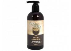 By My Beard Šampon na vousy pro muže s knírem, bradkou i plnovousem 300 ml