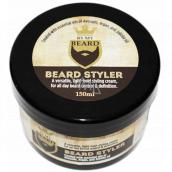 By My Beard Stylingový krém pro celodenní kontrolu a definování vousů 150 ml