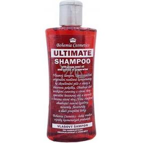 Bohemia Gifts Ultimate s vinným extraktem šampon pro normální vlasy 250 ml