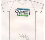 Nekupto Tričko Liga slušných a objektivních fanoušků fotbalu 1 kus 010