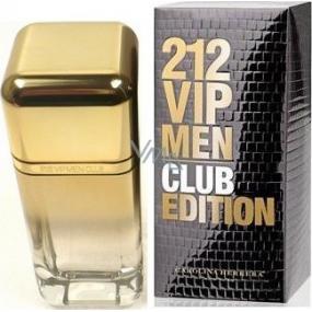 Carolina Herrera 212 VIP Club Edition Men Summer toaletní voda pro muže 100 ml