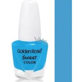 Golden Rose Sweet Color mini lak na nehty 64 5,5 ml