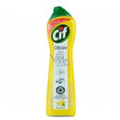 Cif Cream Lemon abrazivní čistící tekutý písek 500 ml