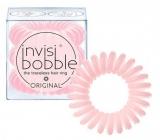 Invisibobble Original Blush Hour Gumička do vlasů světle růžová spirálová 3 kusy