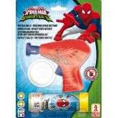 Dulcop Spiderman Pistole na výrobu bublin 60 ml