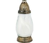 Rolchem Lampa skleněná Střední 24 cm Z14