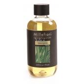 Millefiori Milano Natural Lemon Grass - Citrónová tráva Náplň difuzéru pro vonná stébla 250 ml
