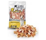 Calibra Joy Classic Kuře a treska sandwich Dolňkové krmivo pro psy Mini 70 g