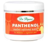 Dr. Popov Panthenol noční výživný krém ke zklidnění a regeneraci pleti 50 ml
