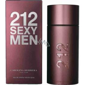 Carolina Herrera 212 Sexy Men toaletní voda 100 ml