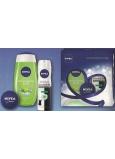 Nivea Deo Fresh antiperspirant sprej 150 ml + sprchový gel 250 ml + krém 30 ml, kosmetická sada