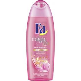 Fa Magic Oil Pink Jasmin pěna do koupele 500 ml