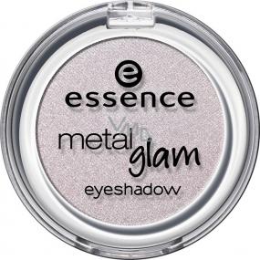 Essence Metal Glam Eyeshadow oční stíny 23 Vintage Lilac 2,7 g