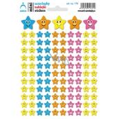 Arch Školní mini samolepky hvězdičky 170