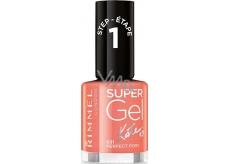 Rimmel London Super Gel by Kate lak na nehty 031 Perfect Posy 12 ml