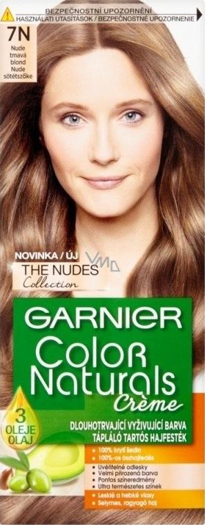 přeliv na vlasy garnier