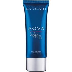 Bvlgari Aqva pour Homme Atlantiqve balzám po holení 100 ml