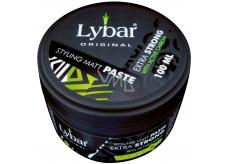 Lybar Original stylingová matující pasta na vlasy extra silně tužící s aktivním uhlím 100 ml