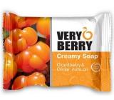 Very Berry Cloudberry & Cedar Nuts Oil - Moruše a cedrový olej toaletní mýdlo s esencemi 100 g