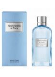 Abercrombie & Fitch First Instinct Blue Woman parfémovaná voda pro ženy 100 ml