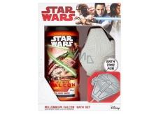 Disney Star Wars sprchový gel 250 ml + vodní pistole, dárková sada pro děti