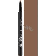 Catrice Brow Comb Pro Micro Pen pero na obočí 010 Ash Blonde 1,1 ml