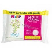 HiPP Babysanft Čistící vlhčené ubrousky pro děti 56 kusů