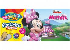 Colorino Plastelína Disney Minnie 12 barev
