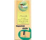 Albi Magnetická záložka do knížky Maminka je anděl 8,7 x 4,4 cm