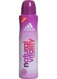 Adidas Natural Vitality deodorant sprej pro ženy 150 ml