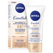 Nivea Essentials denní BB krém OF15, světlý odstín 50 ml