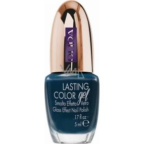 Pupa Paris Experience Lasting Color gelový lak na nehty 090 Peacock 5 ml