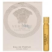 Versace Eros pour Femme parfémovaná voda pro ženy 1 ml s rozprašovačem, Vialka