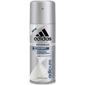 Adidas Adipure deodorant sprej bez hliníkových solí pro muže 150 ml