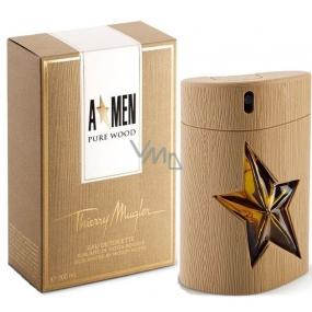 Thierry Mugler A*Men Pure Wood toaletní voda 100 ml