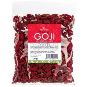 Allnature Goji kustovnice čínská sušené plody 100 g