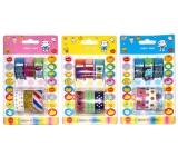 Ditipo Lepicí páska dekorační 3 m navíječ 3 kusy + náhradní páska 3 kusy